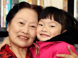 悦悦和奶奶