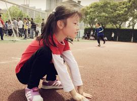 校园亲子运动会
